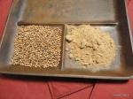 Coriander ground and seeds